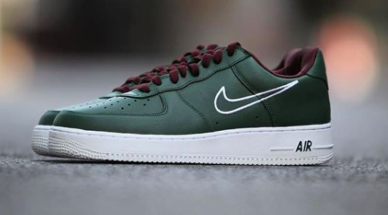 The Nike Air Force 1 \'Hong Kong\' is Re-releasing | Sole Collector