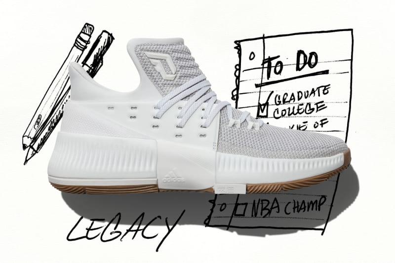 uk availability c089f d7d4f ... adidas D Lillard 3 ...