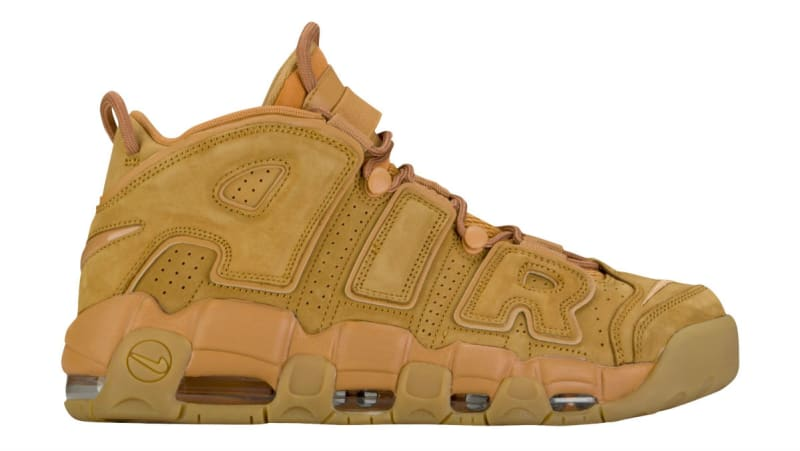 Uptempo Nike Air Wheat