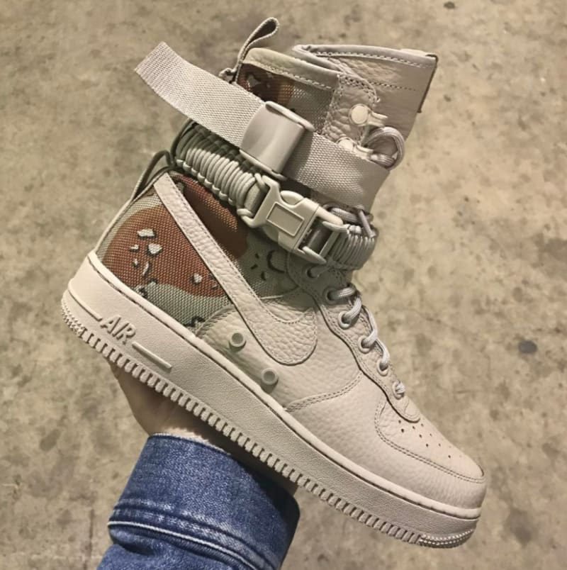 nike air force special field desert camo