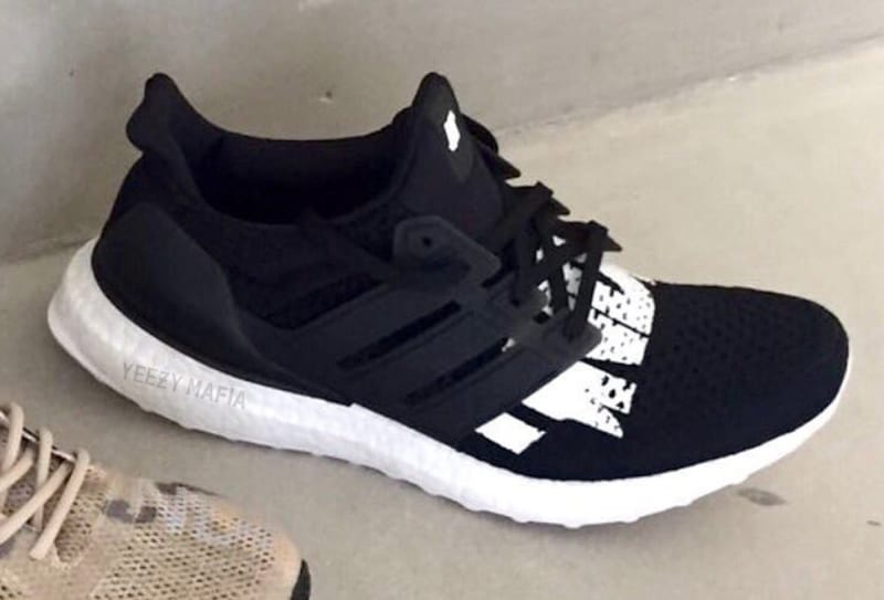ADIDAS X UNDFTD ULTRA BOOST 1.0 UNDEFEATED BLACK WHITE