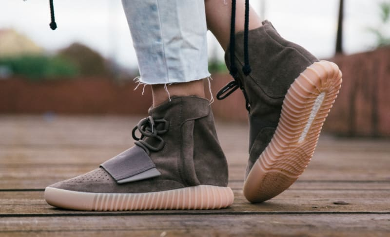 Adidas Yeezy 750 Boost Chocolate