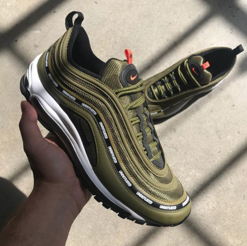 Undefeated Air Max 97 Flight