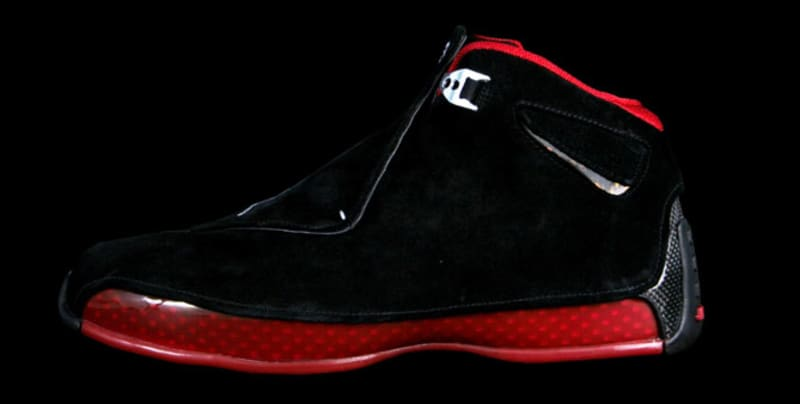 air jordan 18 og colorways