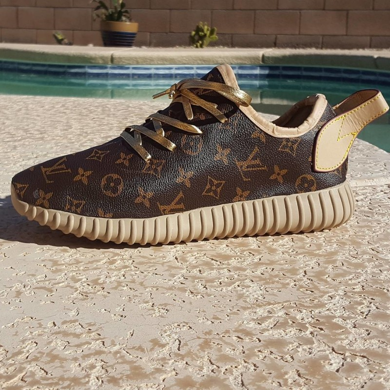 Adidas Ultra Boost Louis Vuitton For Sale