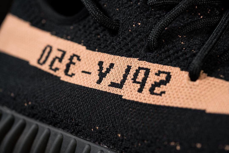 Adidas YEEZY Boost 350 V2 Core Black White Design by Kanye West