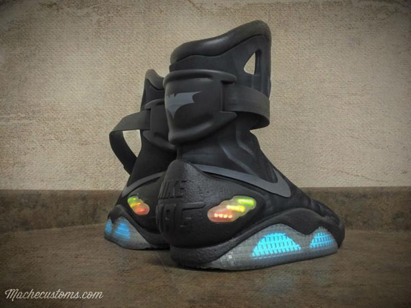 Nike Mag Black