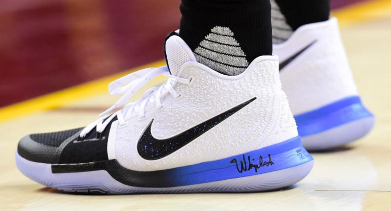 Nike Kyrie 3 White