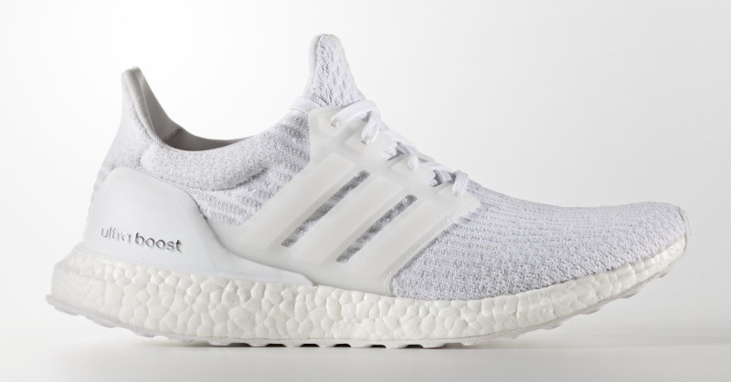 Adidas Ultra Boost Triple White 3.0 Restock