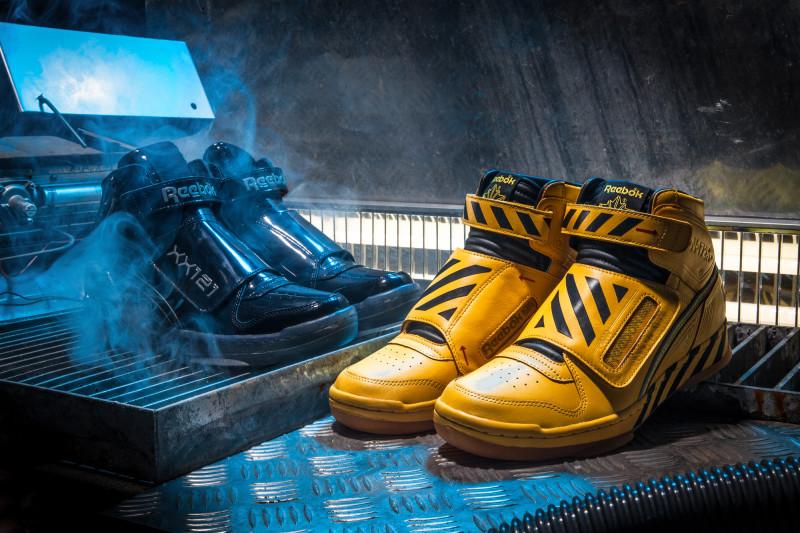 Reebok Alien Stomper кроссовки из Чужого