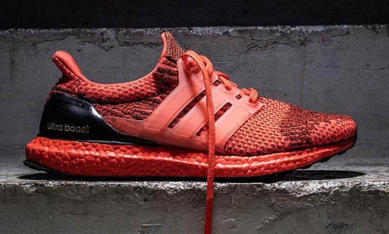 Adidas Ultra Boost Triple Red