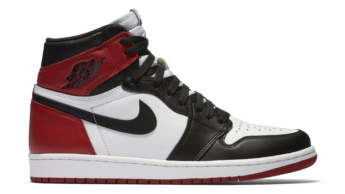 huge selection of d9830 d0394 Black Toe Air Jordan 1 Nike Reservation   Sole Collector