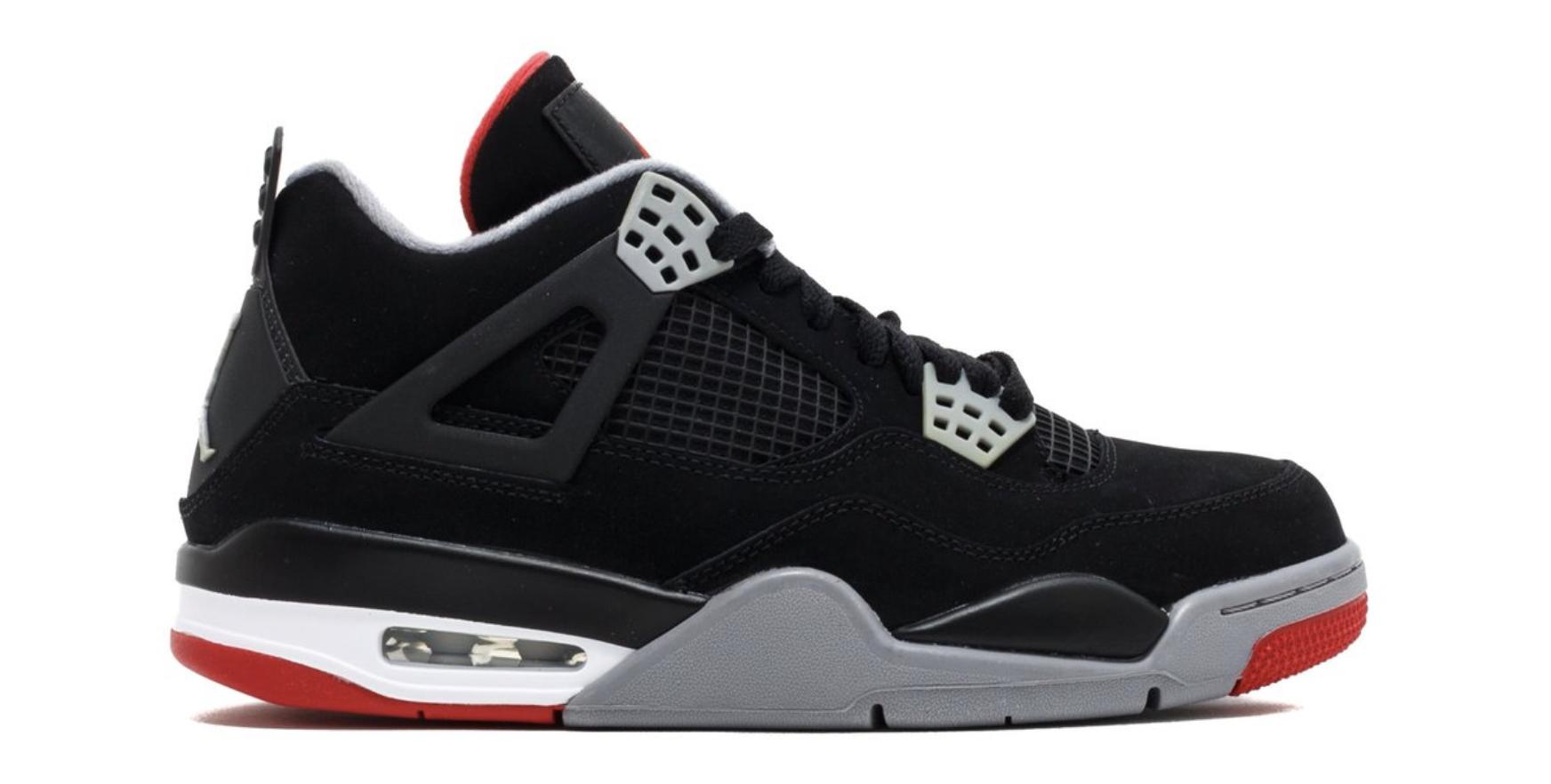 Air Jordan 4 'Bred' Rumored 2019 Release | Sole Collector