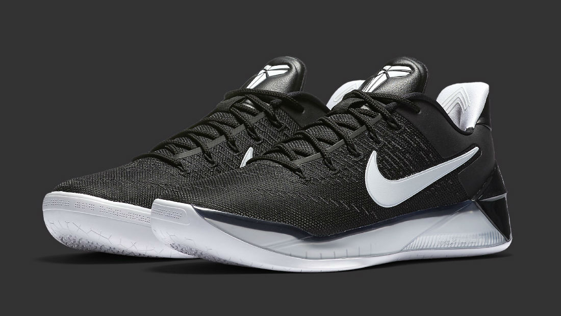 new arrival 83f9d 60679 Nike Kobe AD 12 Black/White Main 852425-001 | Sole Collector