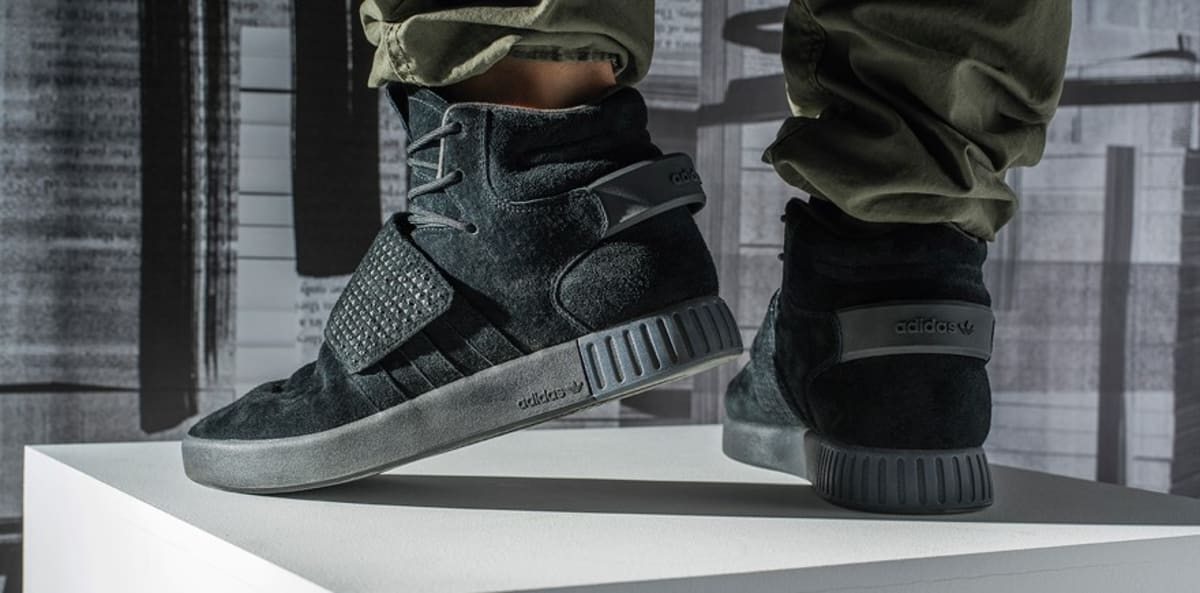 outlet store a2798 b3775 Foot Locker adidas Tubular Invader   Sole Collector