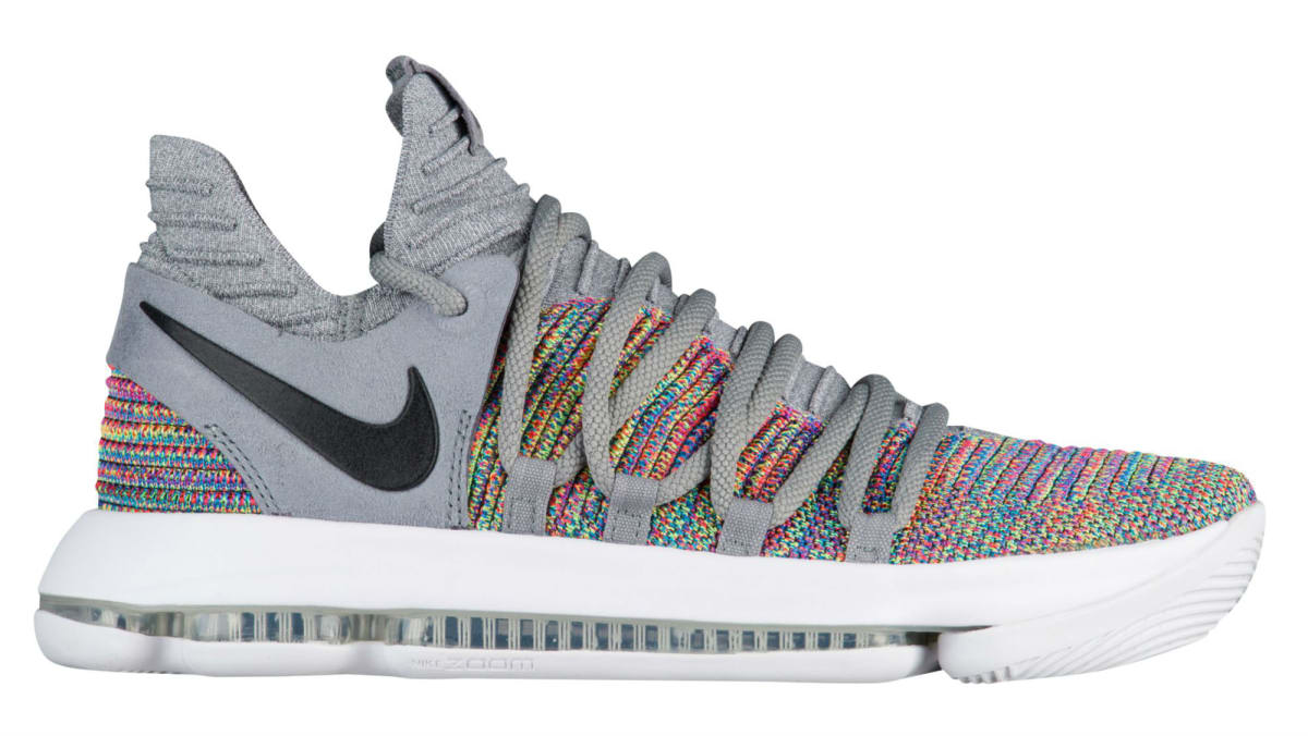 Nike KD 10 Multicolor Release Date 897815-900 | Sole Collector