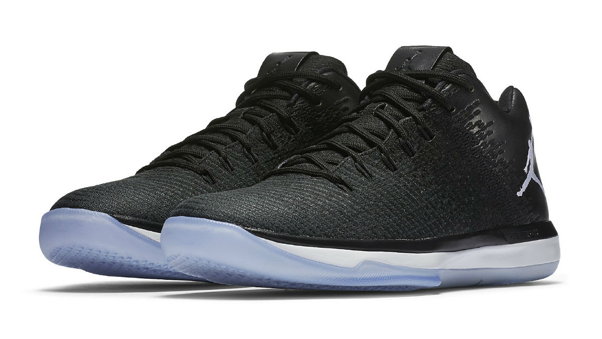 Air Jordan 31 Low Black White Release Date 897564 002