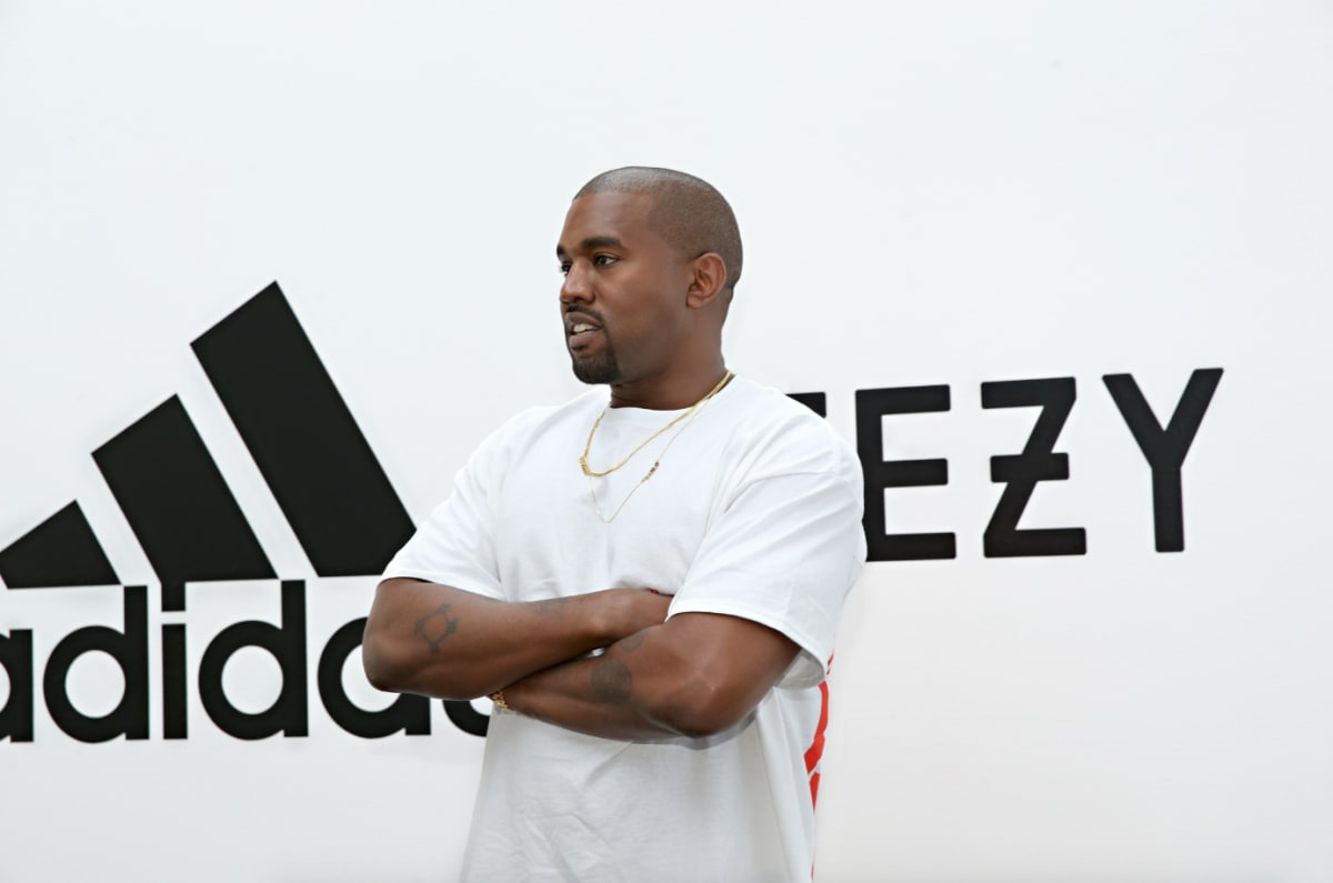 21cfe6b7c089a Kanye West Adidas Yeezy Boost 350 V2 Lime Sample