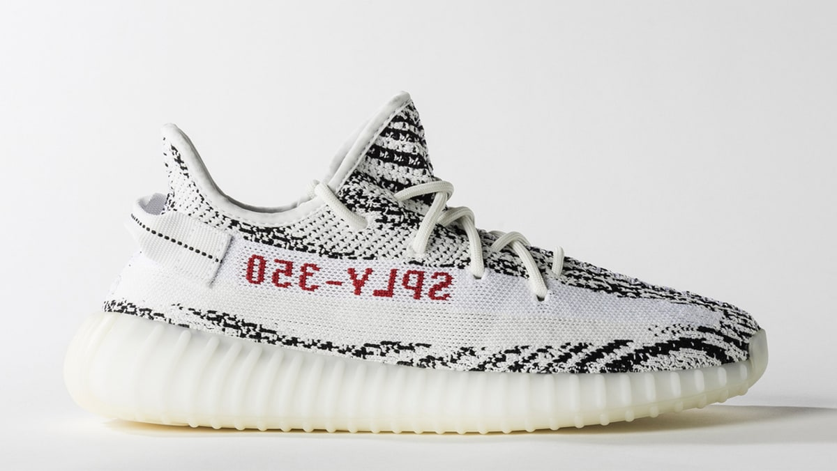 Kim Kardashian Zebra Yeezy 350 Giveaway | Sole Collector