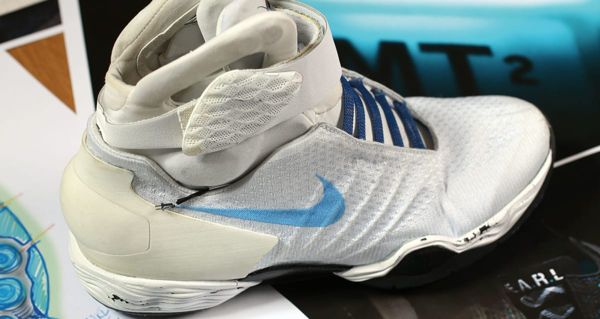 084604cc0ce4c5 Nike HyperAdapt 1.0 Prototypes