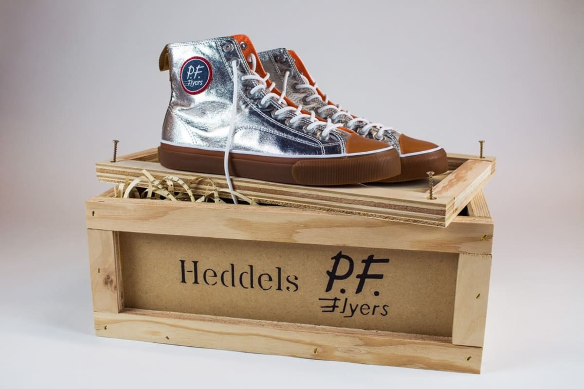 8d03b3fde93 Heddels x PF Flyers Collab Releasing on Feb. 11 for  380.