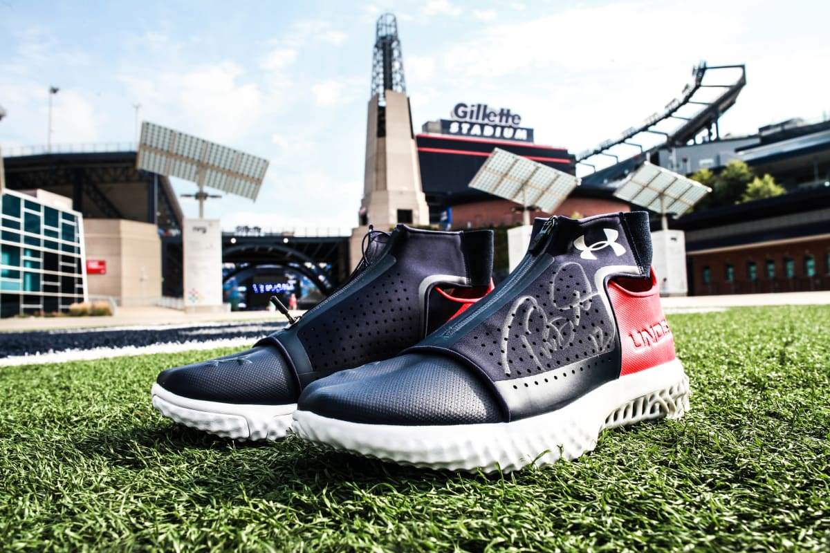 crédito pedestal Mancha  CNCPTS Releases Exclusive 3D-Printed Under Armour Architech Futurists  Celebrating Tom Brady | Sole Collector