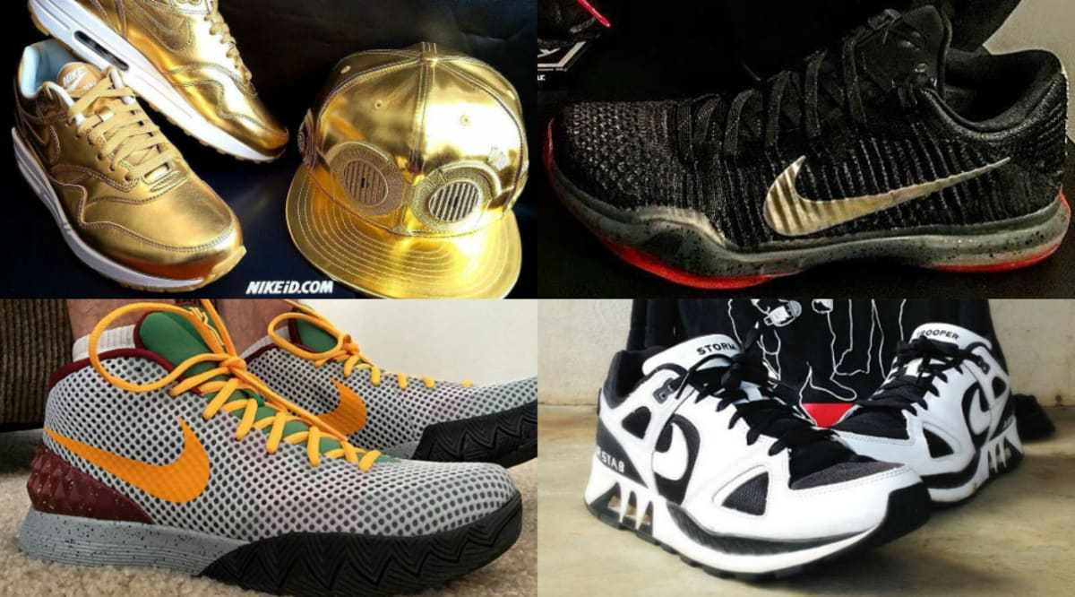 21238a9bf36a4 NIKEiD Nike By You Star Wars Designs