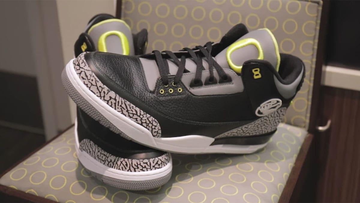 Oregon Ducks Basketball Sneakers Tour | Sole Collector