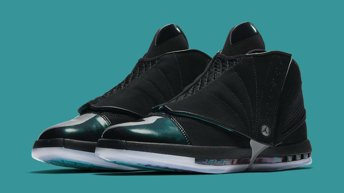 5b72b6ba9969 Air Jordan 16 XVI CEO Boardroom Release Date AA1235-003