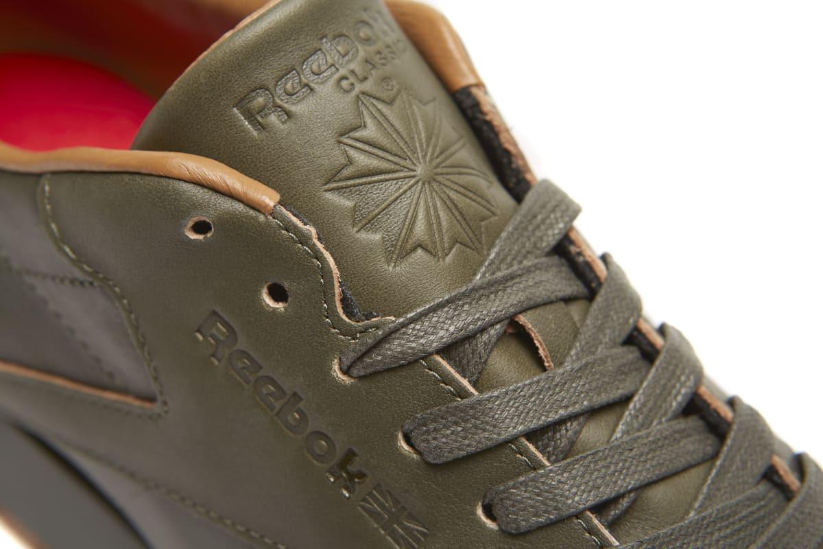 f526c07b7db7 Kendrick Lamar Reebok Classic Leather Lux Green