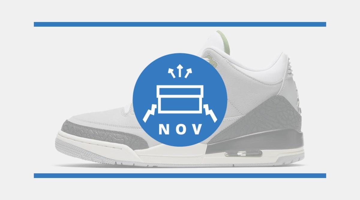 610fba1bfa0 November 2018 Most Important Air Jordan Release Dates | Sole Collector