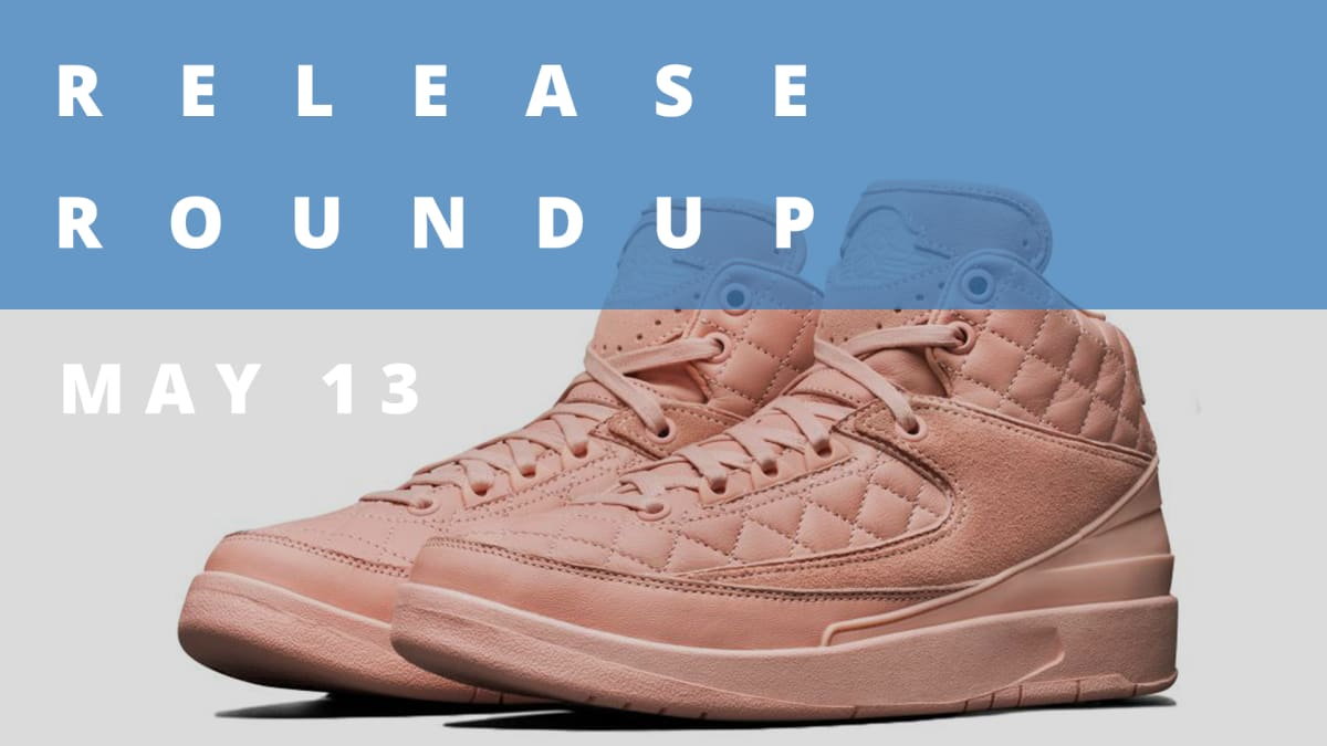 wholesale dealer 385bc e335f Release Date Roundup  The Sneakers You Need to Check Out this Weekend   Sole  Collector