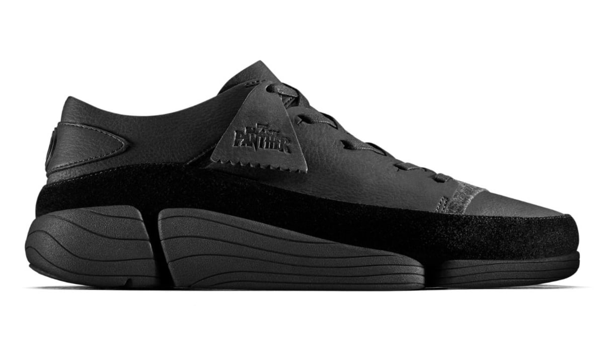newest collection 23b03 4daba Marvel x Clarks Black Panther Sneaker Release Date  Sole Col