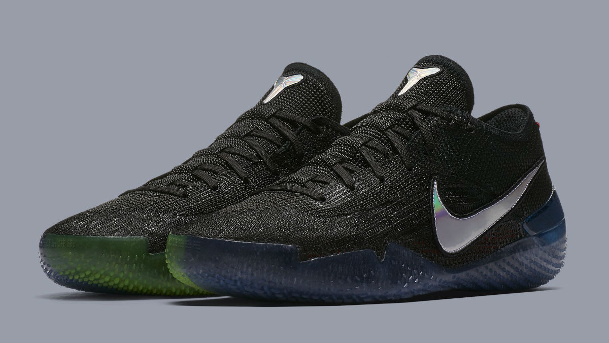 8ad07764e7a3db Nike Kobe A.D. NXT 360 Mamba Day Black Release Date AQ1087-001 Main ...