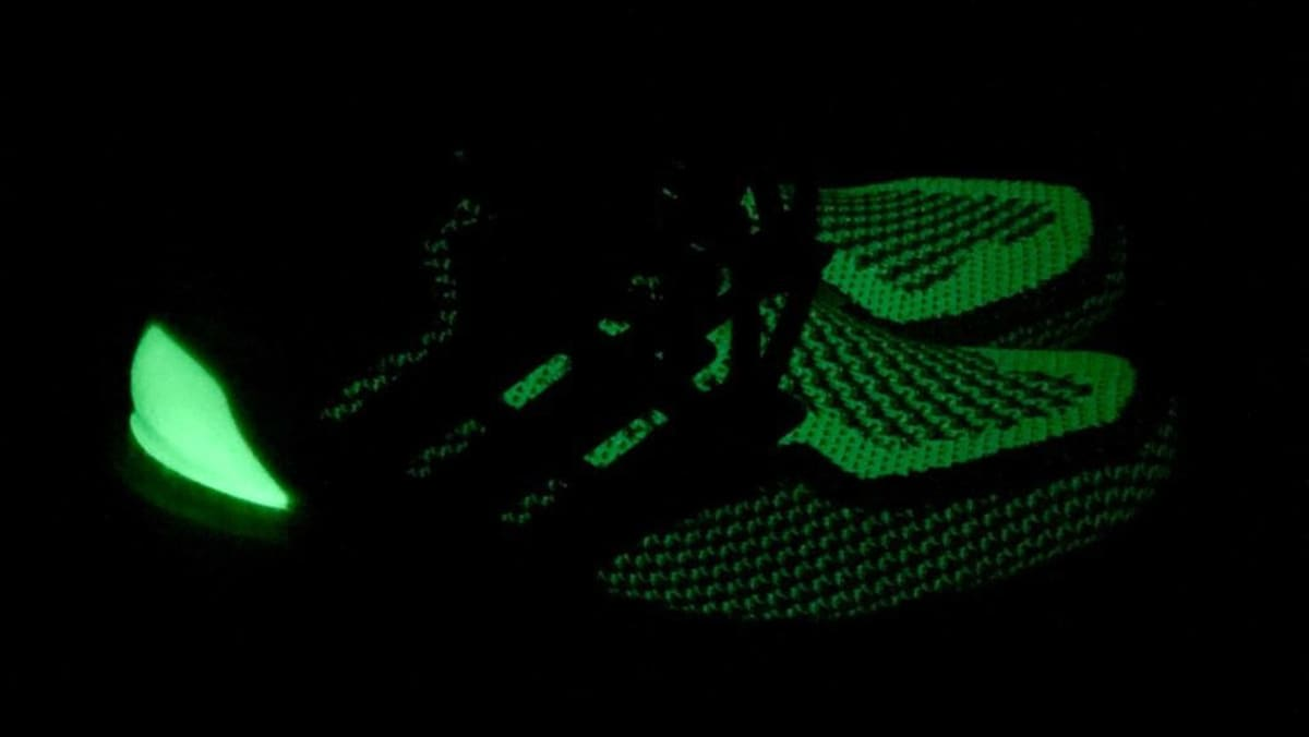 c87b7a826b082 Glow in the Dark adidas Ultra Boost