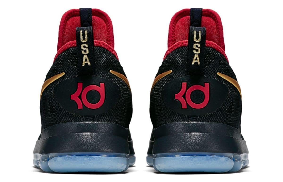 d01bb71f2776 Gold Medal Nike KD 9