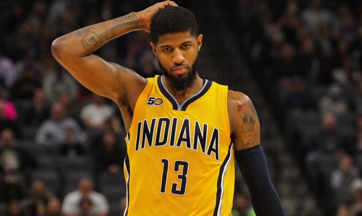 Paul George Wrong Size Sneaker Nike | Sole Collector