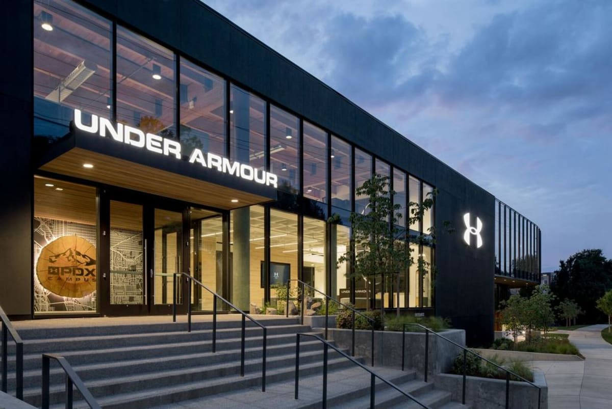 Inside Under Armour S Portland Office Sole Collector