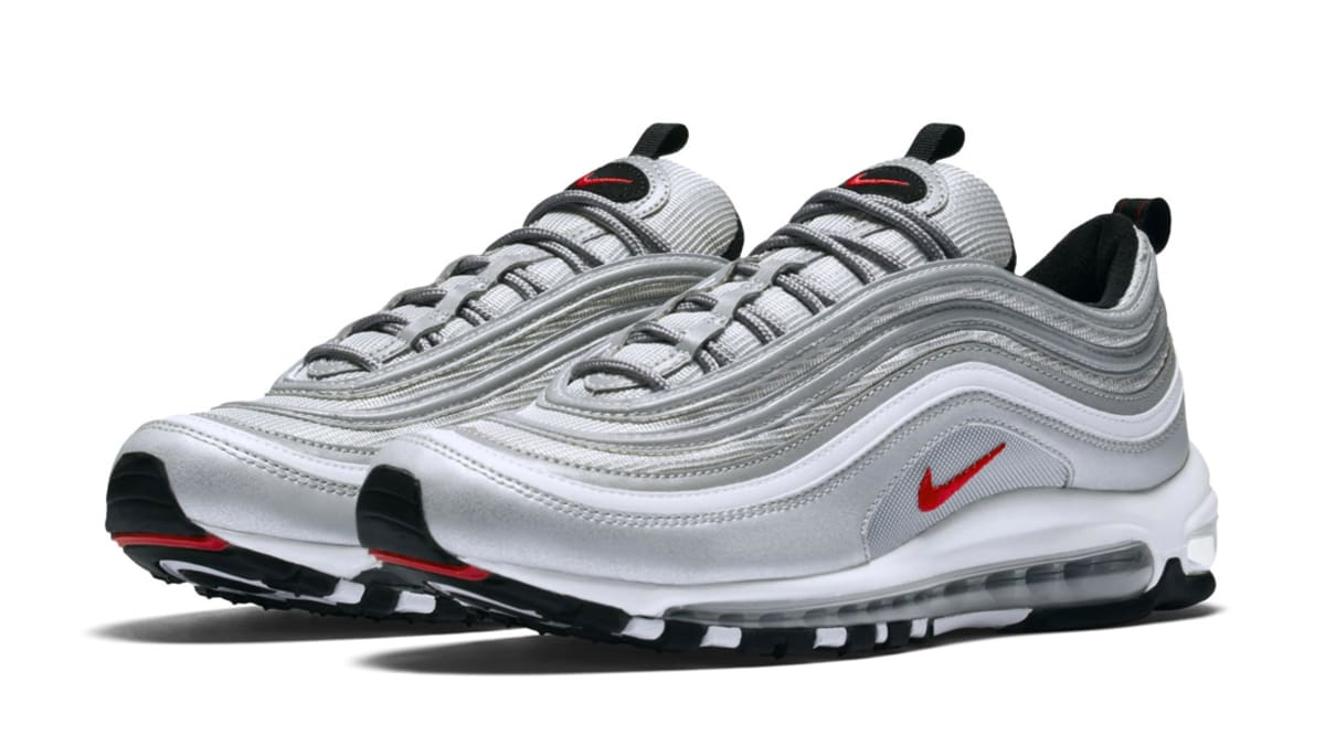 where to buy silver bullet nike air max 97 sole collector. Black Bedroom Furniture Sets. Home Design Ideas