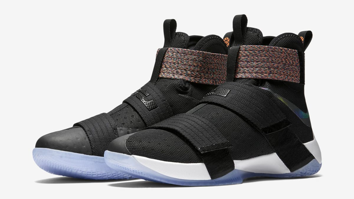 Nike Zoom LeBron Soldier 10 Performance Review | Sole ... Lebron 10 Championship Red