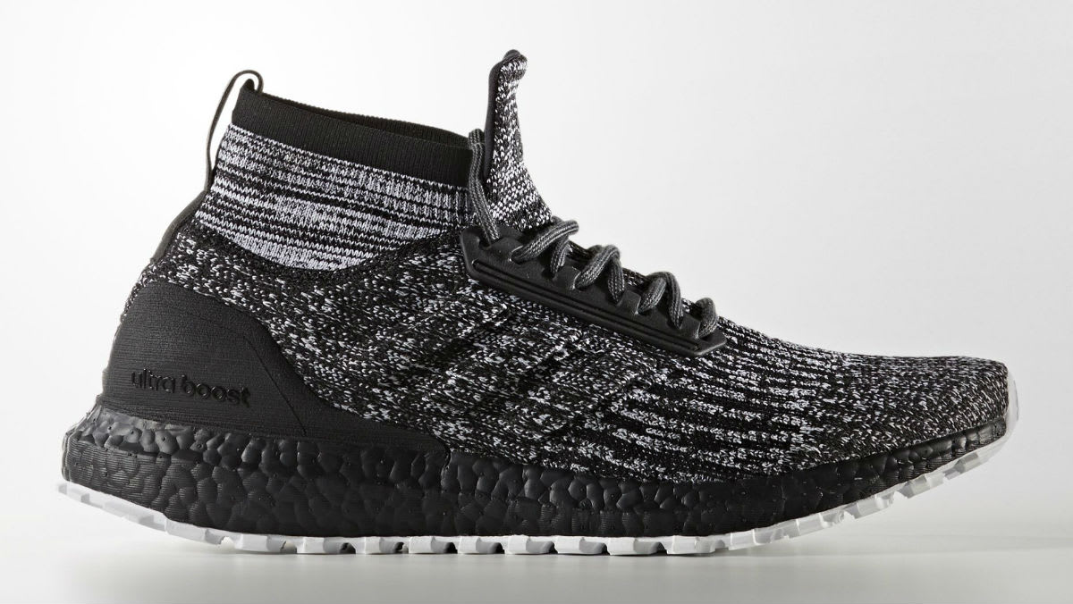 adidas ultra boost 19 oreo black sole