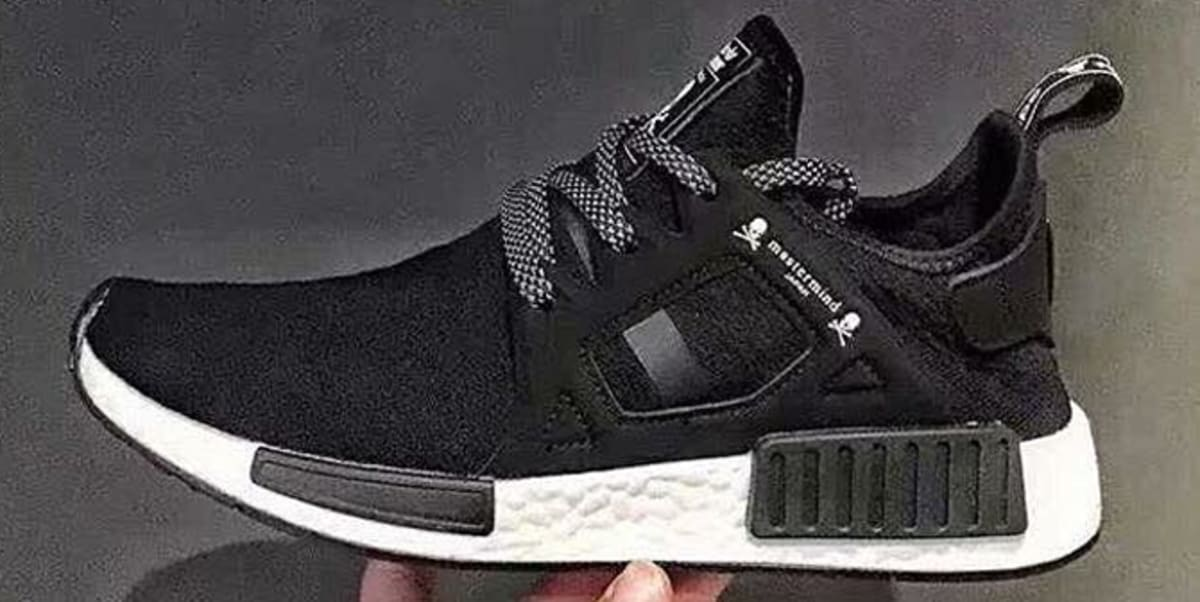 f2d6bcd777c7c adidas NMD XR1 PK shoes grey black white Stylefile