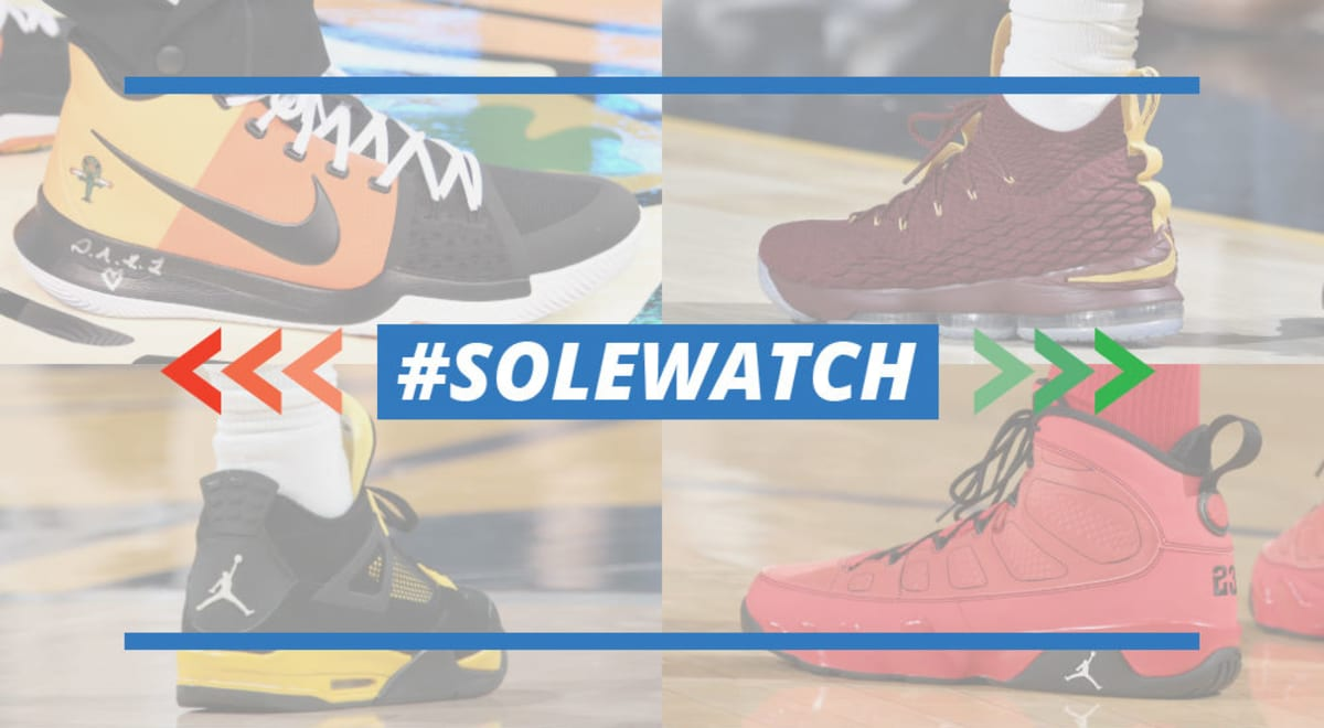 timeless design 17a29 80022 NBA  SoleWatch Power Rankings November 5, 2017   Sole Collector