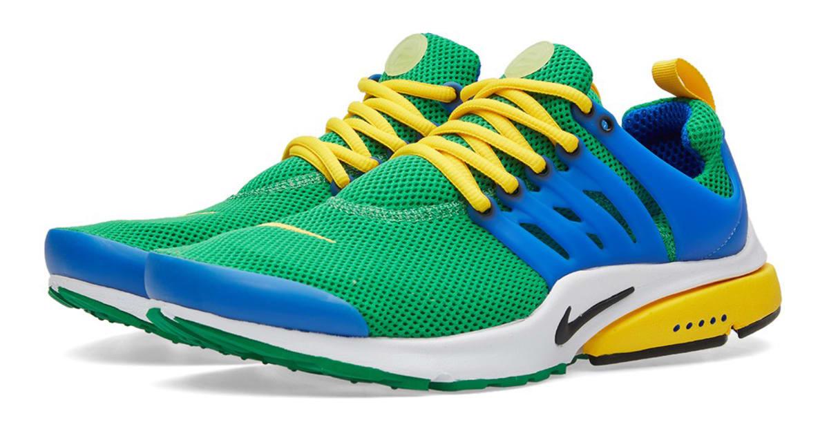 Nike Air Presto Brazil Sole Collector