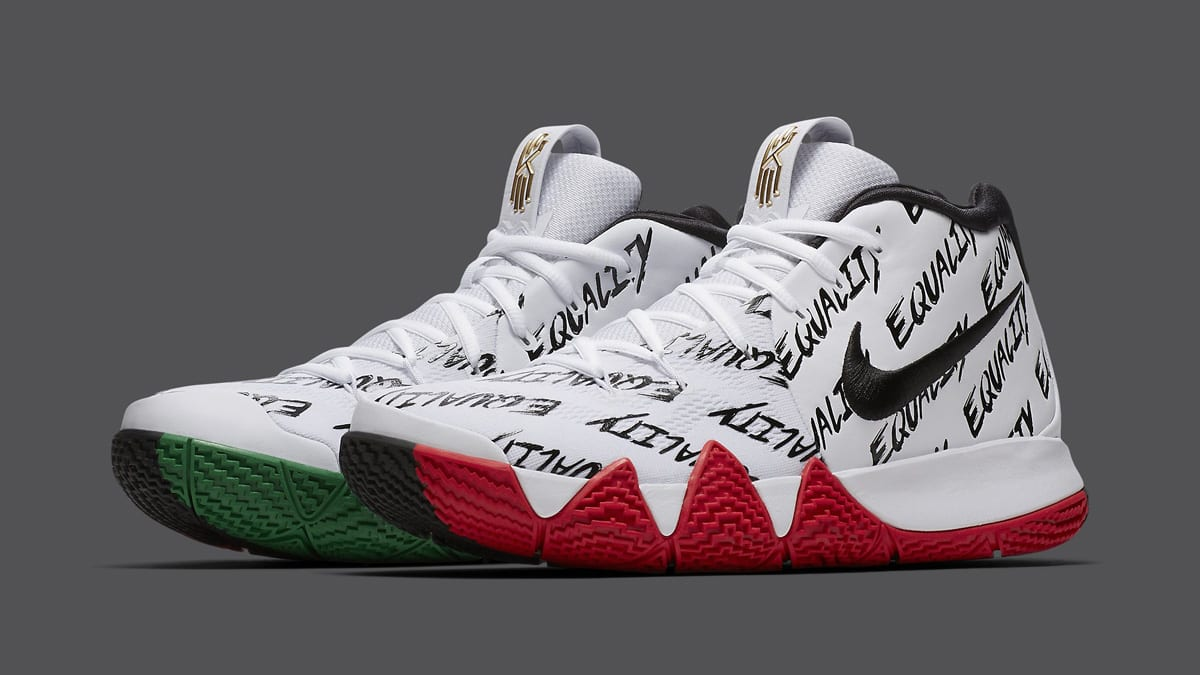 Kyrie Irving Shoes Black History Month