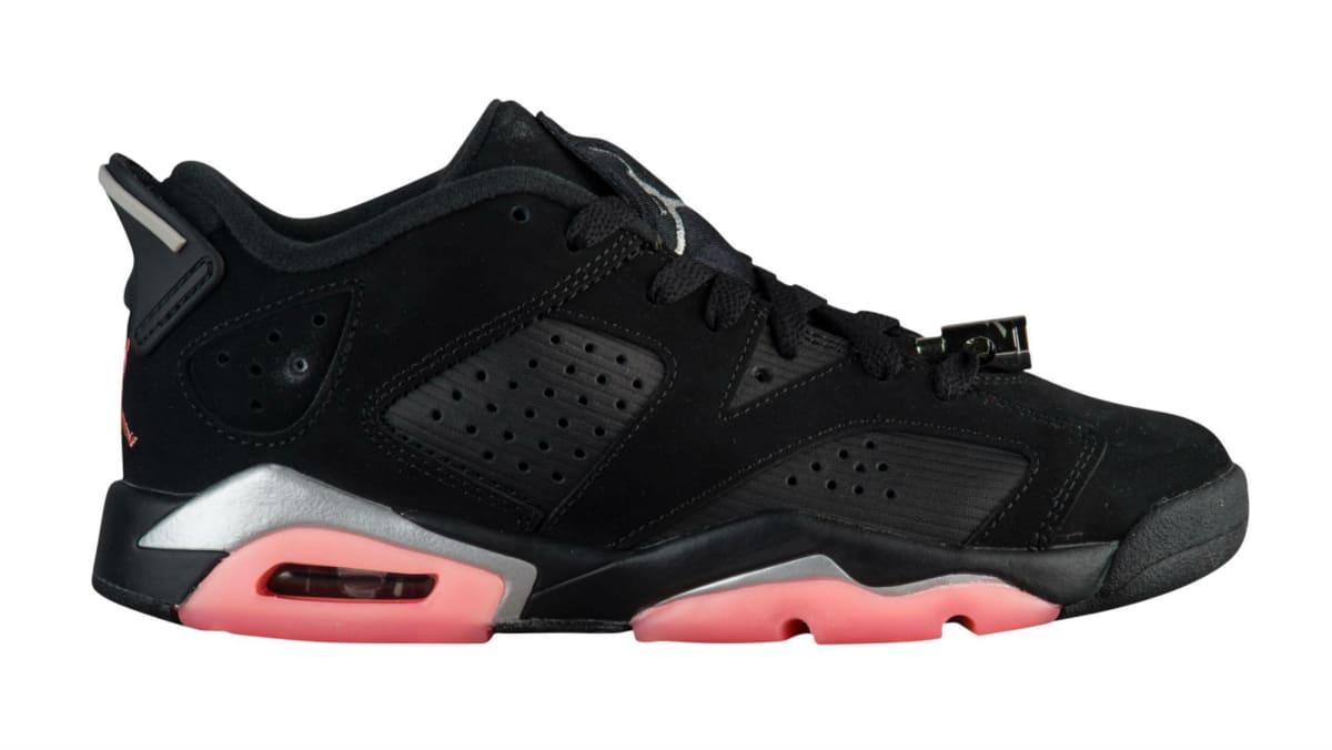 c644ca54f2be4 Air Jordan 6 Low Sunblush Release Date 768878-022 | Sole Collector