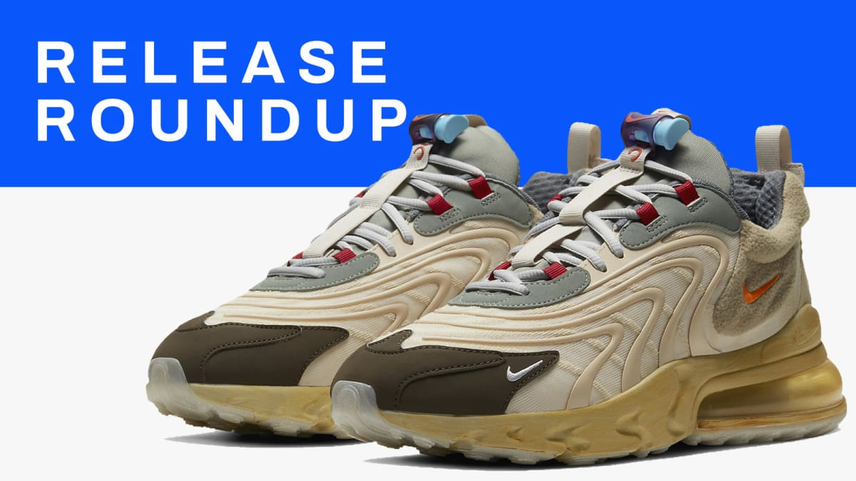 Release Roundup: Sneakers You Need to Check Out This Weekend