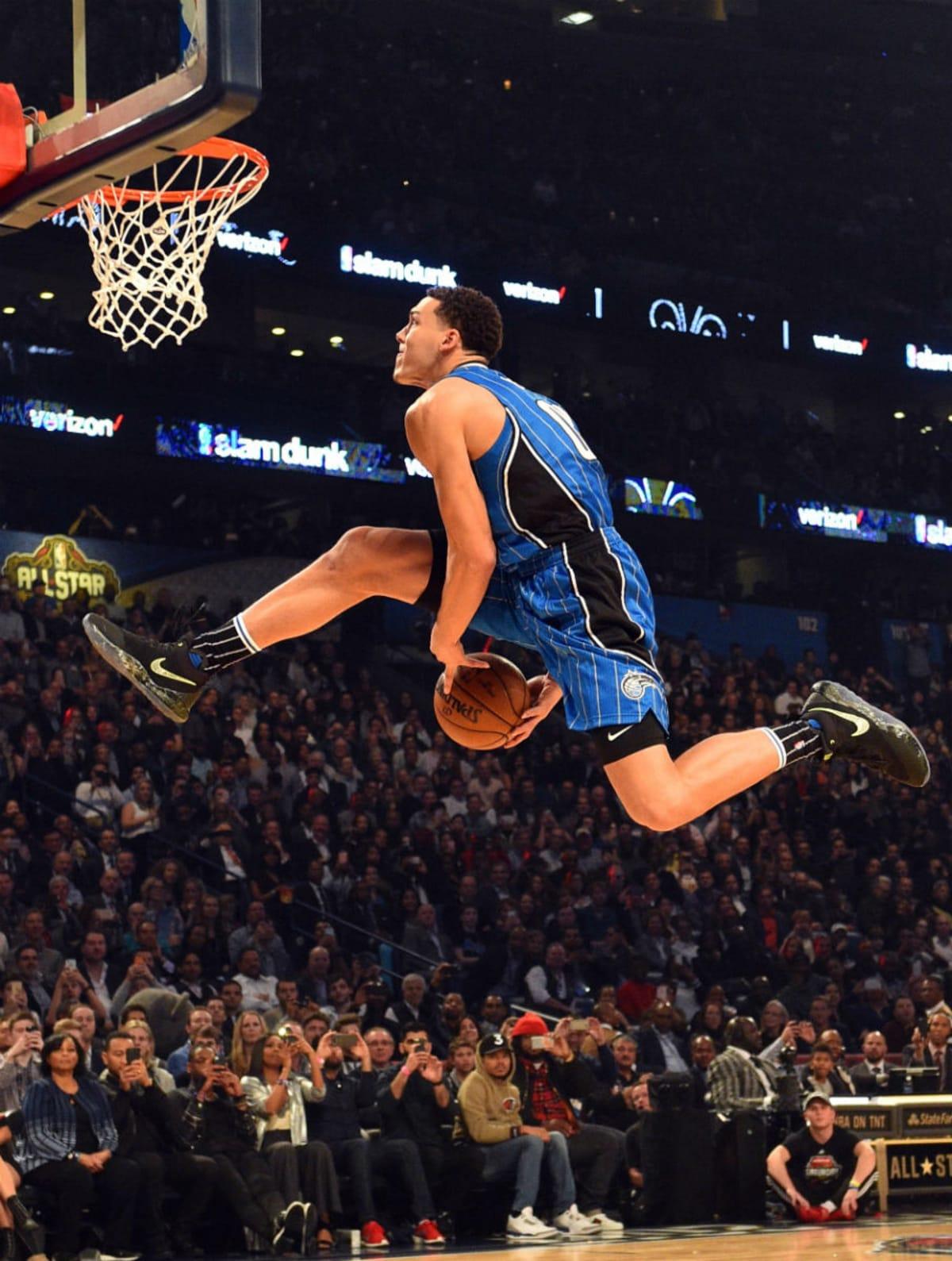 579664018fee Glenn Robinson III Li-Ning Way of Wade 5 Night Crawler - NBA All-Star  Saturday Night Sneakers 2017 Dunk Contest Three-Point Contest Skills  Challenge