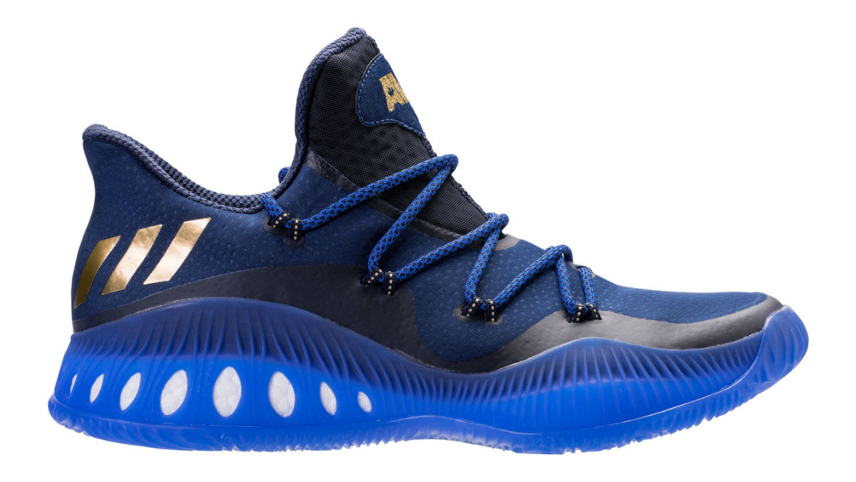 Finish Line Auto >> Adidas Crazy Explosive Low Andrew Wiggins PE Release Date BW0571 | Sole Collector