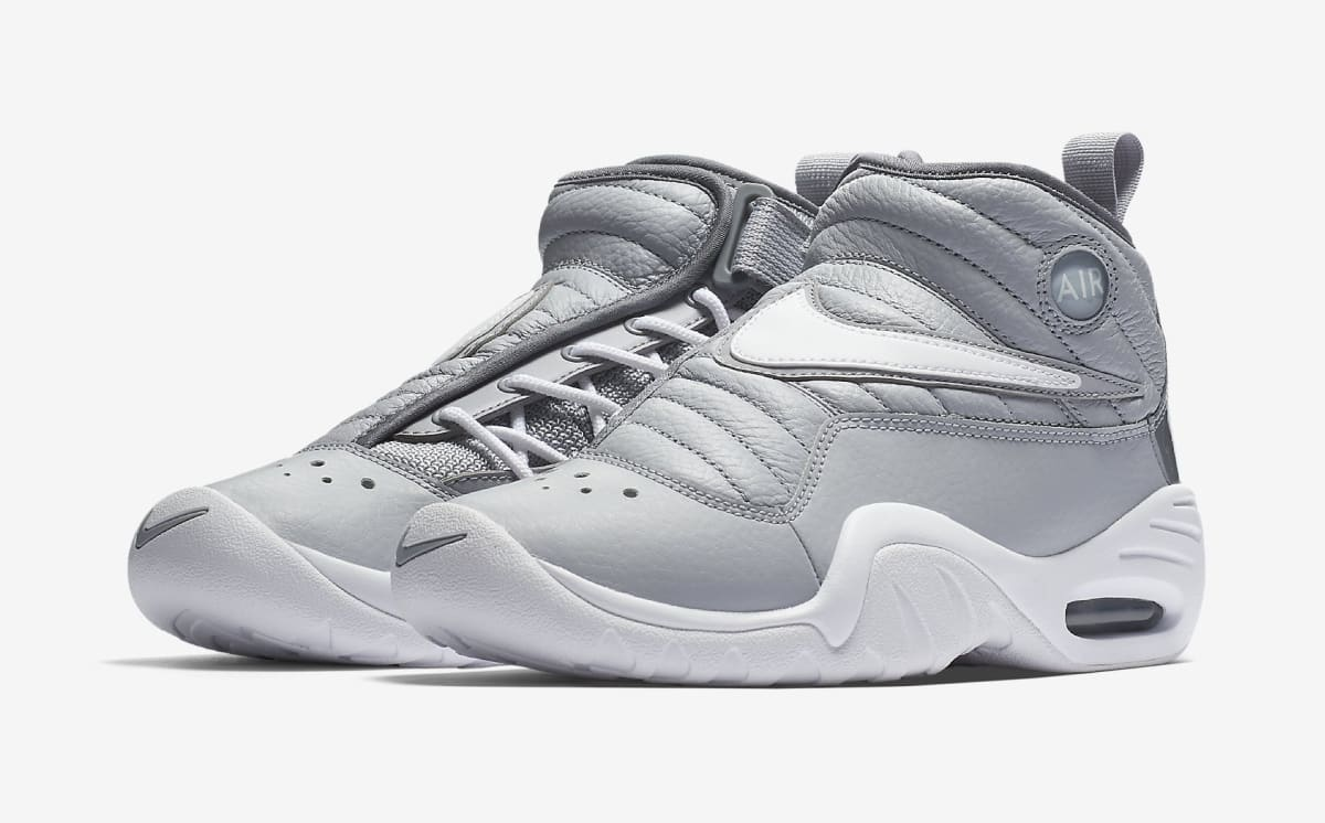 Nike Air Shake Ndestrukt  Cool Grey  AA2888-002 Official Images ... 6cd78397f